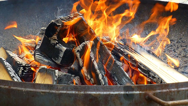 Use of fire, campfire, charcoal, coal, or wood stove, except in developed recreation sites with metal fire rings or cooking grills will be prohibited beginning April 20, 2018. (Courier, file)