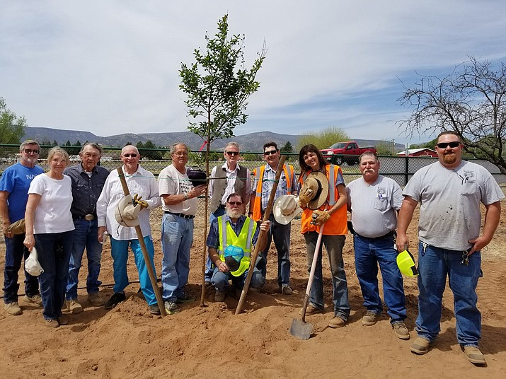 The Town of Camp Verde is collaborating with the Yavapai-Apache Nation for the first co-hosted Camp Verde Earth Day. To commemorate the co-host the Town and Nation will be doing a sister tree planting ceremony.