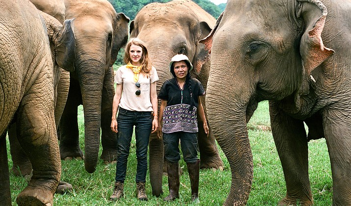 """Love & Bananas: An Elephant Story"" is a heartwarming and hopeful film that exposes the plight of Asian elephants and the people who work tirelessly to save them."