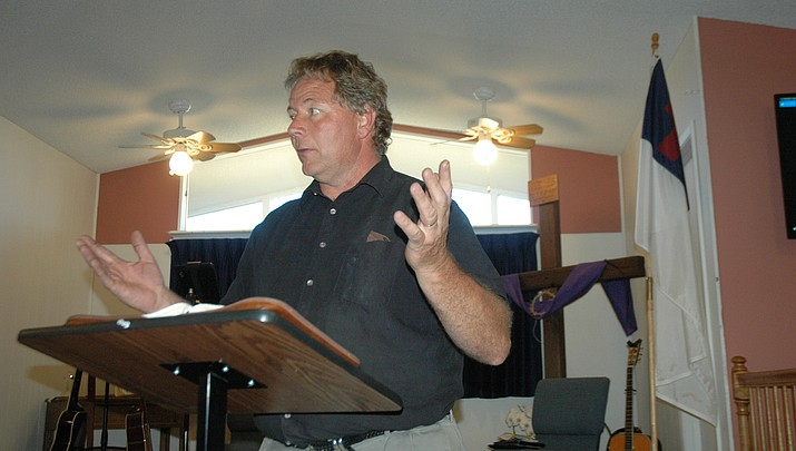 Wildwood Baptist Church pastor is mission-minded