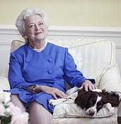 Former first lady Barbara Bush dies at age 92 photo