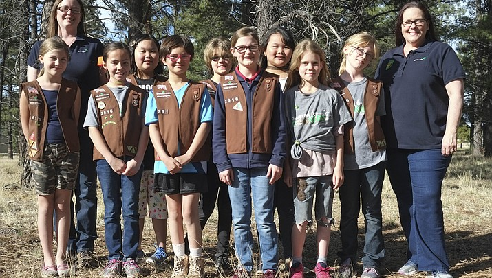 Girl Scout cookie sales bring in $14,542 to finance troop activities