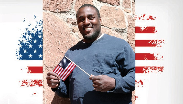 Williams' resident prepares to take oath of allegiance to obtain U.S. citizenship