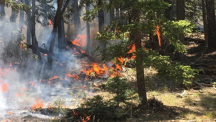 Coconino County enacts Stage 1 fire restrictions below Mogollon Rim
