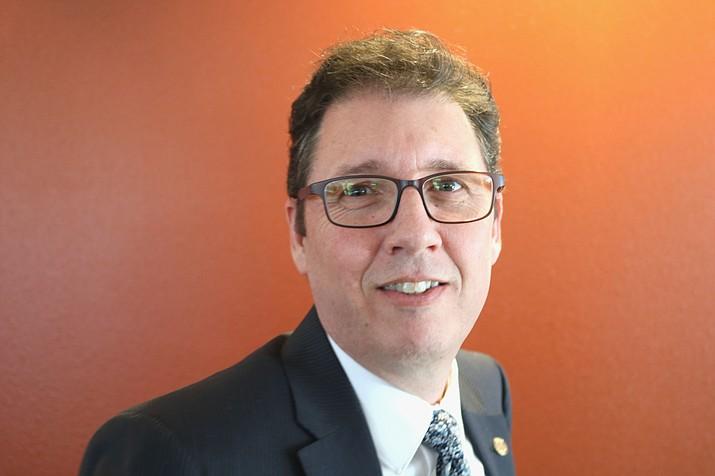 Ron Foggin, Kingman's new city manager, will start his new job May 16.