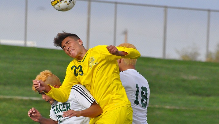 John Scearce named Yavapai College's Student-Athlete of the Year