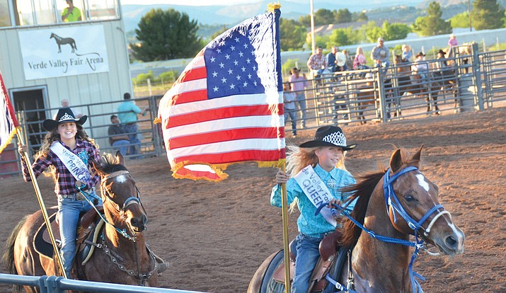 The Verde Valley Fair will open 4 p.m. on May 2 and last until May 6. It will take place at the Verde Valley Fairgrounds. The first day admission is $3 for everyone. Children 5 and younger get in free. VVN/Vyto Starinskas