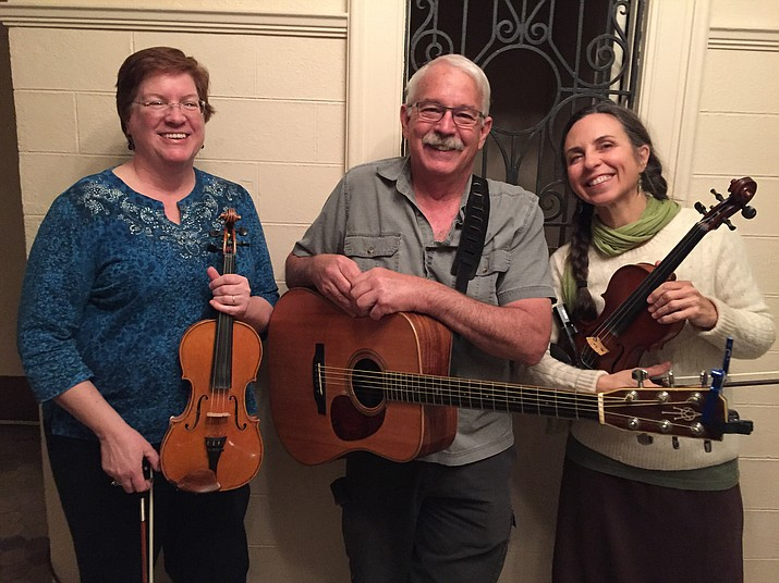 Contra Dance in Clarkdale