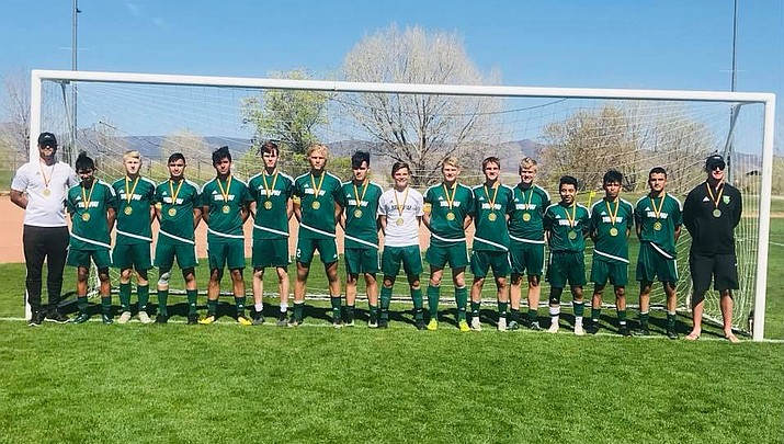 3 Yavapai Soccer Club teams take 1st place at Cup tourney