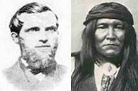 Lt. George Bascom and Apache Leader Cochise