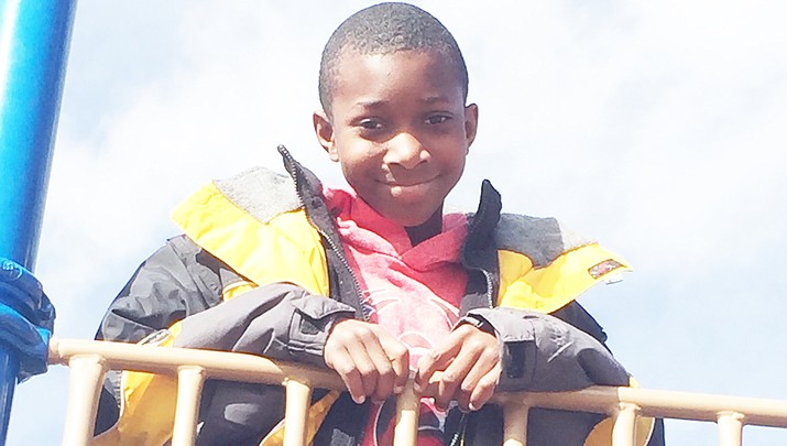 Child of the Week: Byron