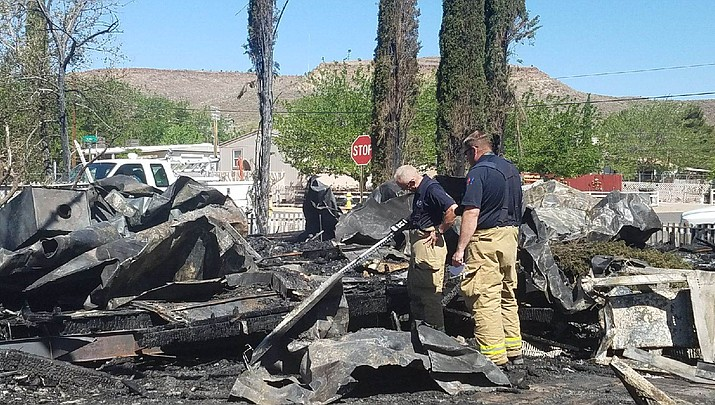 Fire causes $10,000 damage to Berk Avenue home