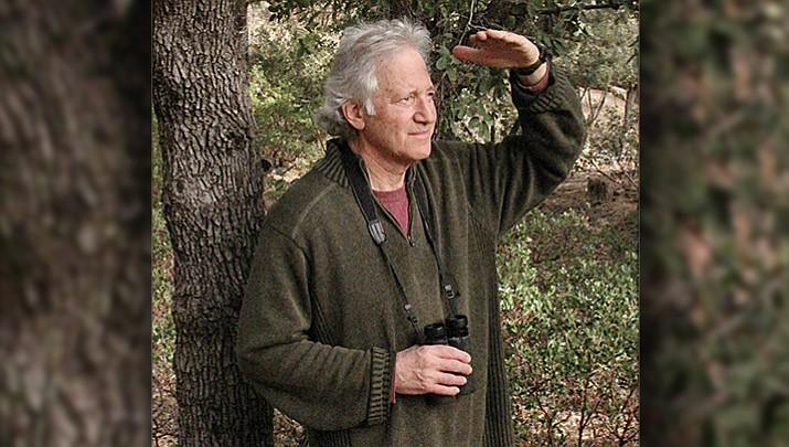 Feathers and Beaks, Bars and Streaks: Form and Pattern in Birds, a presentation by Dr. Mark Riegner, a Prescott College professor of environmental studie