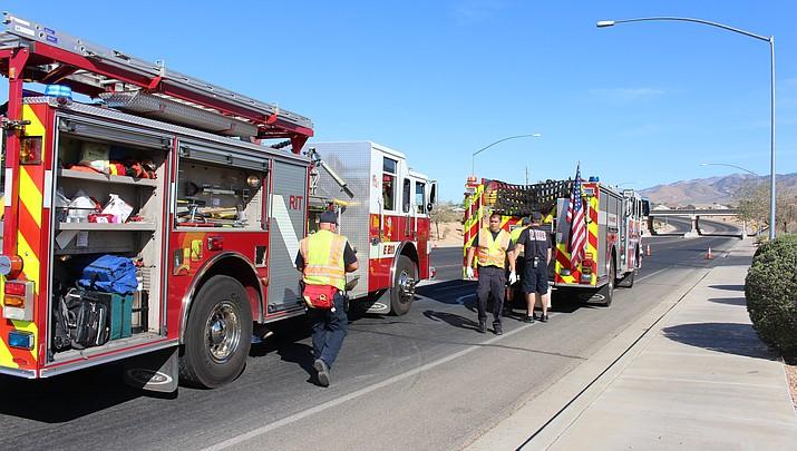 Helmetless motorcyclist killed in Andy Devine/Airway intersection crash Saturday