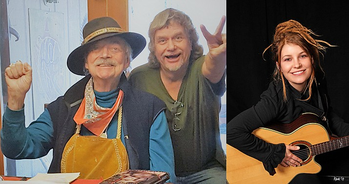 From left, Jim Bishop, Gary Every, See Bliss