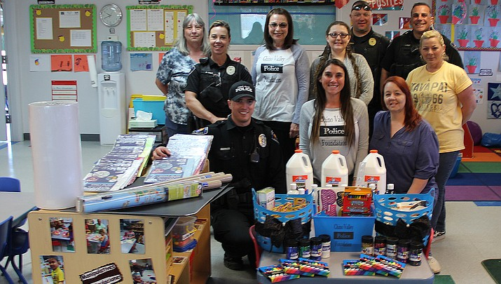 CV Police Foundation helps boost Head Start