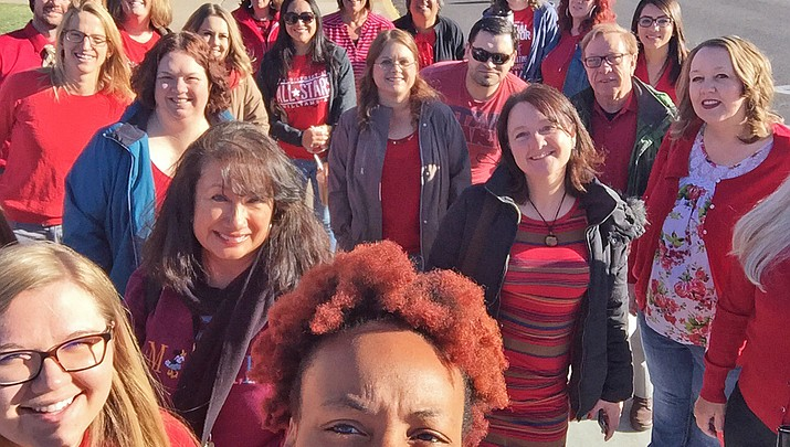 Teachers plan to walk-out in Williams, schools to stay open