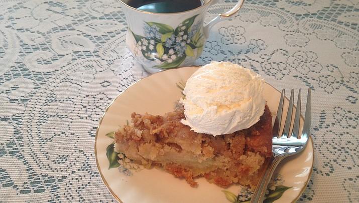 Cooking With Diane: Dutch Apple Dessert