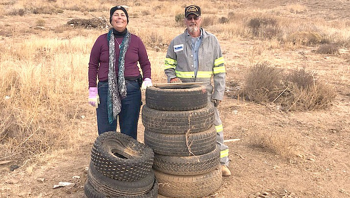 Miner Editorial | Cleaning up the desert takes more than hardworking volunteers