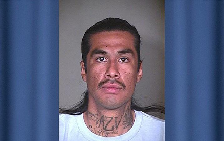 Joshua Jenkins. (Photo courtesy of the Arizona Department of Corrections)
