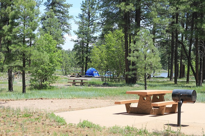 Kaibab National Forest is now is Stage 1 fire restrictions. Fires are only allowed at designated recreation sites.