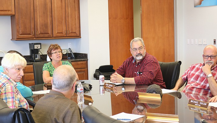 KAA and Kingman staffs to discuss personnel, other transitional items