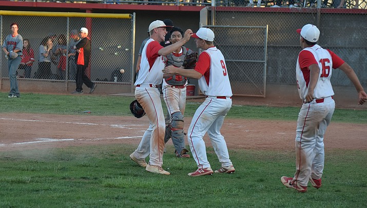 Mingus baseball beats Bradshaw in play-in, moves on to tournament at Peoria Sunrise Mountain