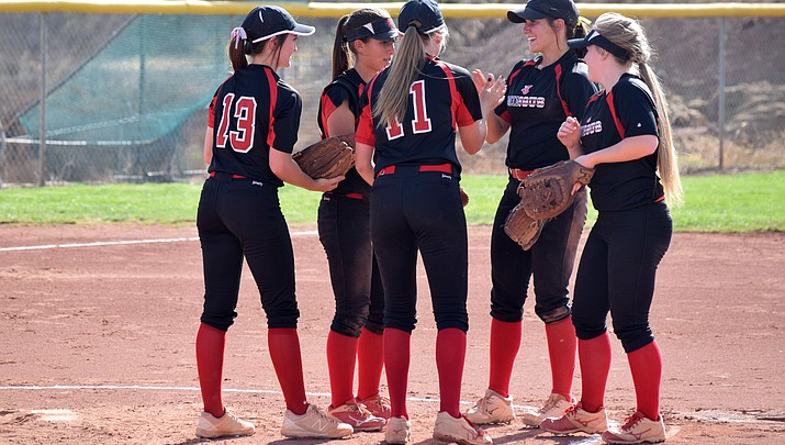 Mingus Union softball earns top eight seed in state tourney
