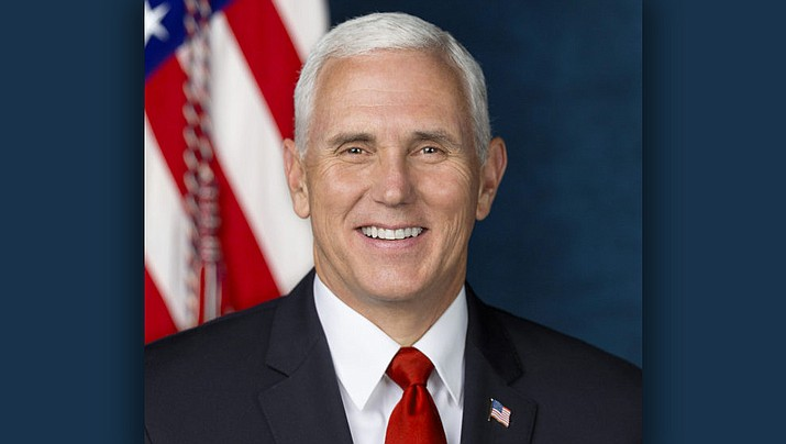 Vice President Mike Pence (White House photo)