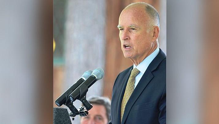 Gov. Jerry Brown (Courtesy photo)