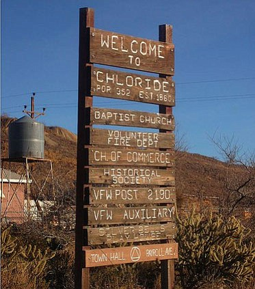 Chloride All-Town Yard Sale starts at 9 a.m. Saturday in Arizona's oldest mining town.