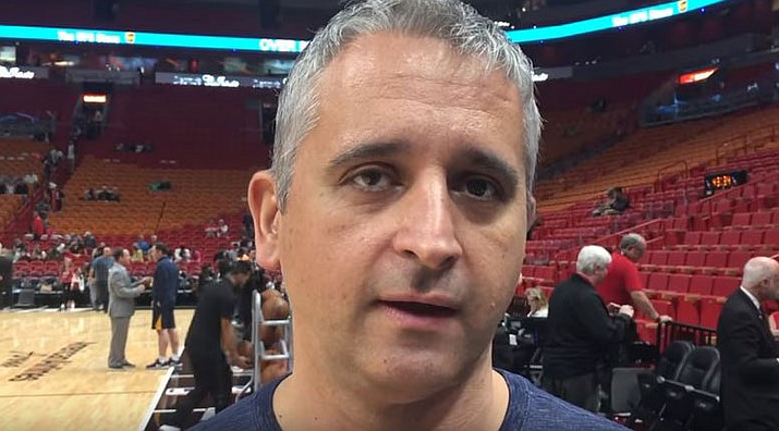 Igor Kokoskov will be the 19th head coach in Phoenix Suns franchise history.