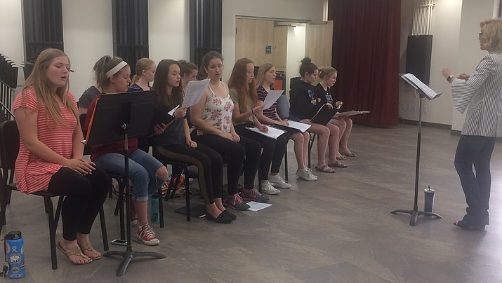 "At 4 p.m. Saturday, May 12, Yavapai College Youth Choirs hold their spring concert, ""Unbroken Circle,"" at the Yavapai College Performing Arts Center, 1100 E. Sheldon St. 