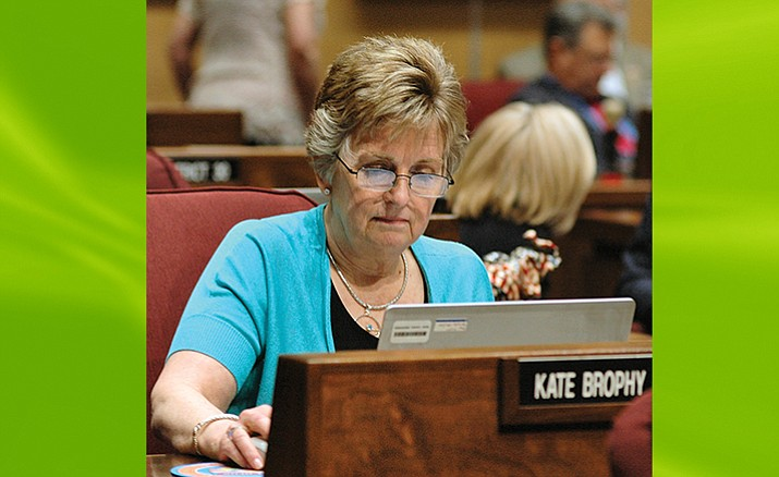Sen. Kate Brophy McGee (Photo by Howard Fischer)