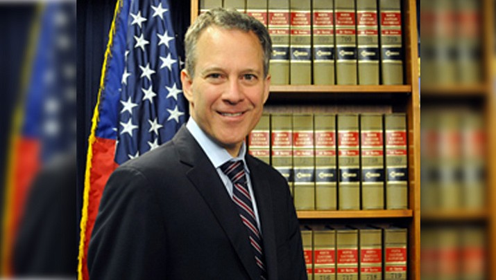 Four women who have had romantic relationships with New York Attorney General Eric Schneiderman have accused him of physically abusing them. (State of New York photo)