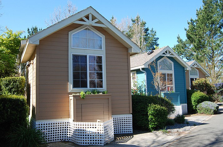 City Planning and Zoning Commission is expected to further its conversation regarding tiny homes and storage containers during its meeting at 5:30 p.m. Tuesday in Council chambers, 301 N. Fourth St.