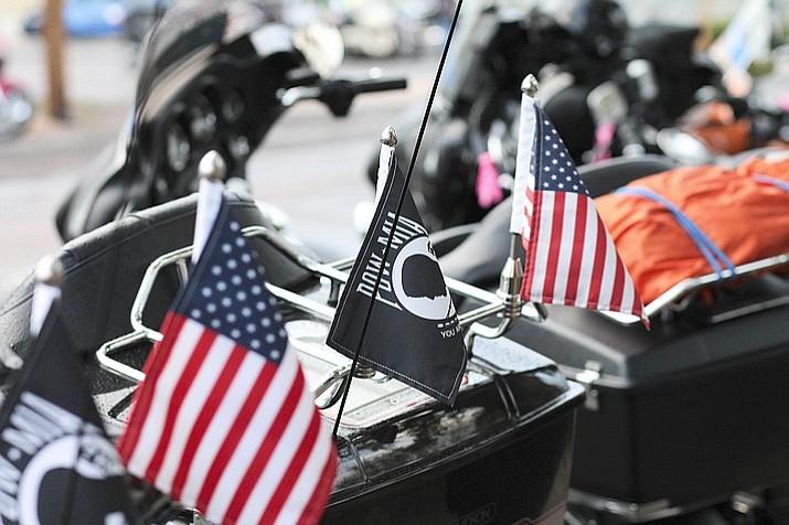 Riders will stop in Williams on their 3,000 mile trip. (Loretta Yerian/WGCN)