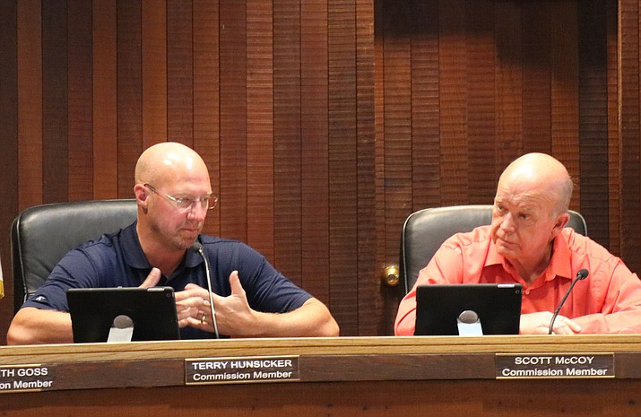 After months of work, the Planning and Zoning Commission approved multiple zoning ordinance text amendments at its meeting Tuesday that clarify the future of tiny homes in Kingman.