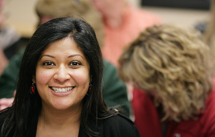 With training in Expeditionary Learning (EL), Science, Technology, Engineering, and Math (STEM) and International Baccalaureate (IB) programs, Nayadin Persaud will be the new principal at Oak Creek School. (VVN/Bill Helm)