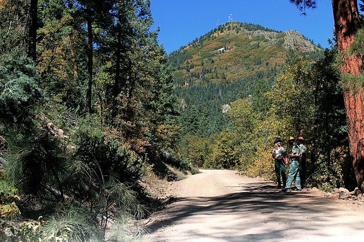 Kaibab National Forest is closing Bill Williams Mountain watershed area beginning May 11 due to severe fire danger.