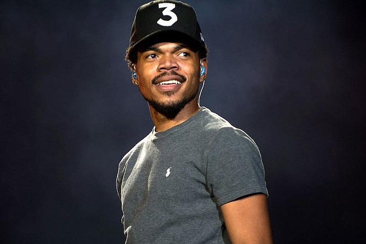 Chance, the Rappper