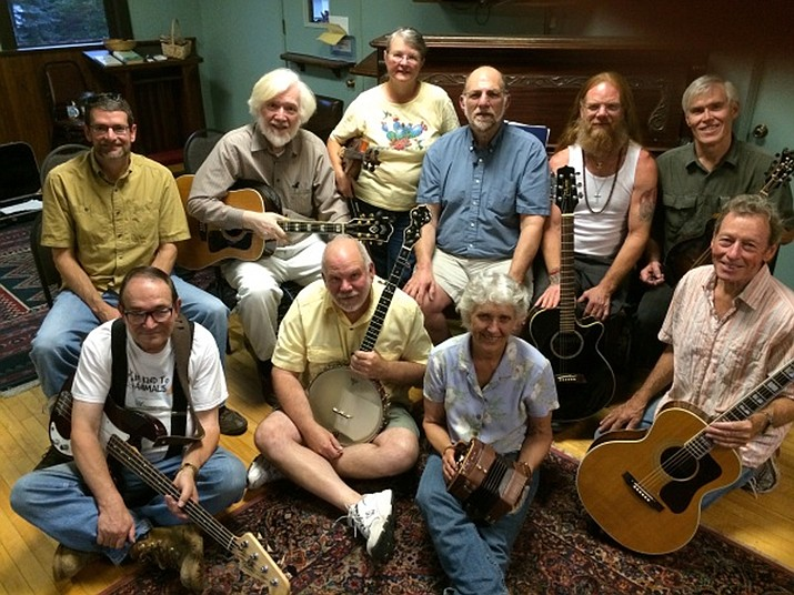 The last contra dance until the Fall will be May 19th at the Clark Memorial Clubhouse (auditorium), 19 N. 9th St. at 9th and Main. Flagstaff's open band, Just Desserts, will play and Michael Barraclough will teach and call every dance.