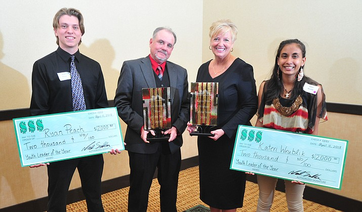 Daily Courier Prescott Az >> Prescott Area Leaders Of The Year Winners The Daily Courier