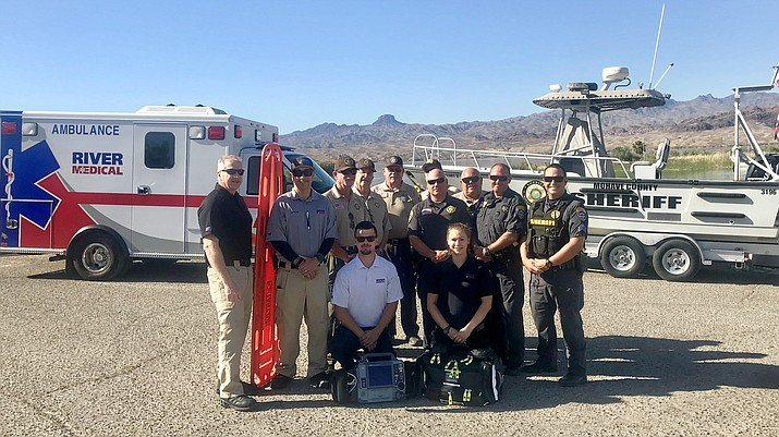 Mohave County Sheriff's Office Division of Boating Safety and River Medical Ambulance Company have partnered in an effort to increase public safety on Lake Havasu and the Colorado River.