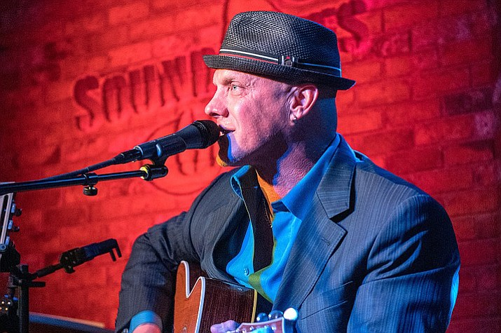 Leon J will be performing his Delta Blues show with his band on Saturday, May 19th in the Sound Bites Grill Celebrity Show from 7 to 10 p.m.