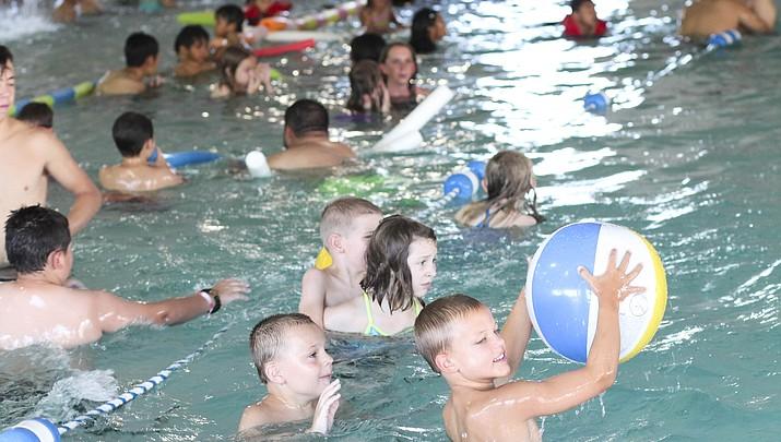 Williams Aquatic Center to open May 26, Summer Rec kicks-off June 4