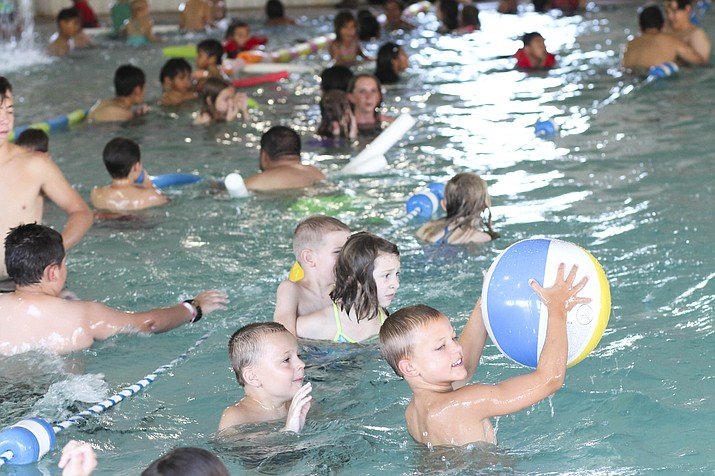 Williams Aquatic Center opens May 26 and Summer Rec kicks off June 4.