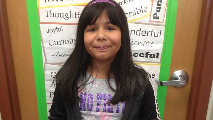 HUSD Student of the Week: Daniela