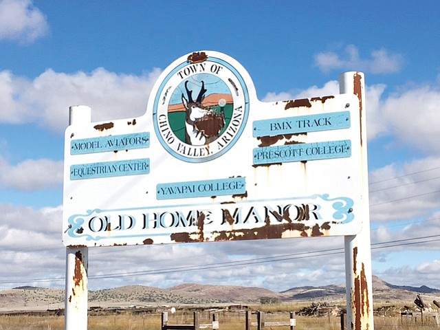 The Chino Valley Town Council approved an amendment to the EPS Group agreement for master planning services for Old Home Manor at its meeting Tuesday, May 8. (Review File Photo)