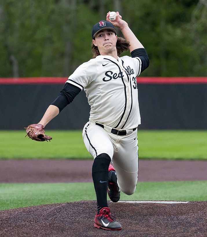Seattle University's Tarik Skubal is back to 100 percent after missing the 2017 season due to Tommy John surgery.